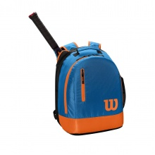 Wilson Rucksack Youth Kinder royalblau/orange