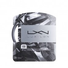 Luxilon Alu Power Diamond Edition 1.30 silber Tennissaite 12m Set