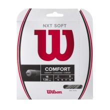 Wilson NXT Soft silber Tennissaite
