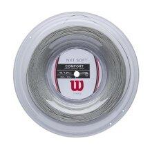 Wilson NXT Soft silber 200 Meter Rolle