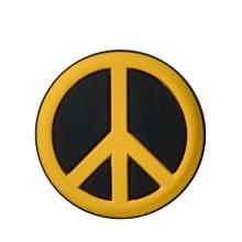 Wilson Schwingungsdämpfer Peace schwarz/orange - 1 Stück