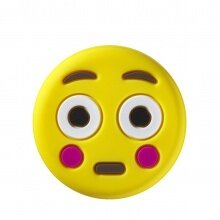 Wilson Schwingungsdämpfer Emoji Eyes Wide Open Red Cheeks - 1 Stück
