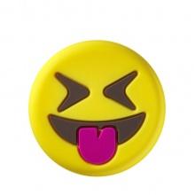 Wilson Schwingungsdämpfer Emoji Tongue Out Naughty - 1 Stück