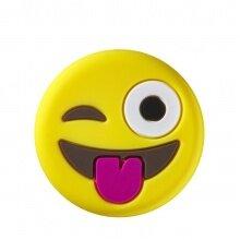 Wilson Schwingungsdämpfer Emoji Winking Tongue Out - 1 Stück