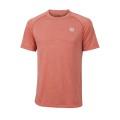 Wilson Tshirt Core 2017 rot Herren