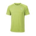 Wilson Tshirt Core 2017 grün Herren
