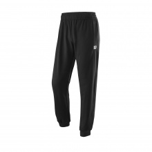 Wilson Trainingshose Pant Condition Cotton lang schwarz Herren