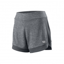 Wilson Short Condition Knit 3.5 2019 grau Damen