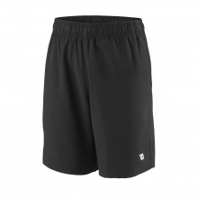 Wilson Short Team 7 2018 schwarz Boys