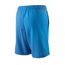 Wilson Tennishose Short Team 7in kurz blau Jungen