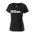 Wilson Shirt Team Logo 2018 schwarz Damen