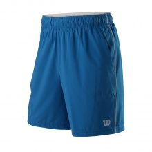 Wilson Short Competition 8 2019 blau Herren