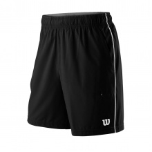 Wilson Tennishose Short Competition 8in kurz schwarz Herren