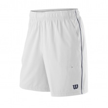 Wilson Short Competition 8 inch 2020 weiss Herren