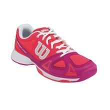 Wilson Rush Pro 2 pink Tennisschuhe Kinder