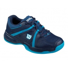 Wilson Envy navy Tennisschuhe Kinder