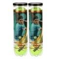 Wilson Roger Federer Limited Tennisbälle 2x4er