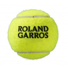 Wilson Roland Garros Clay Tennisbälle Dose 2x4er