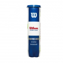 Wilson Tennisbälle Ultra Club Dose 4er