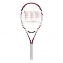 Wilson BLX Six Two 100 2017 pink Tennisschläger - besaitet -
