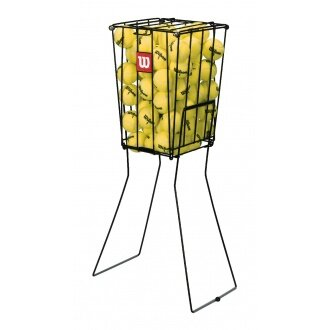Wilson Ballkorb (75 Bälle)