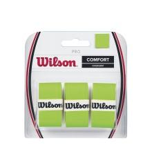 Wilson Pro Overgrip 2017 3er Blade grün