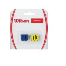 Wilson Schwingungsdämpfer Pro Feel blau/gelb 2er