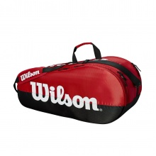 Wilson Racketbag Team Comp 2 2019 rot 6er