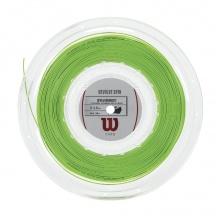 Wilson Revolve Spin grün 200 Meter Rolle