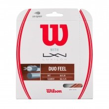 Wilson Duo Feel (NXT + Element) hybrid Tennissaite