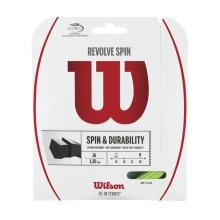 Wilson Revolve Spin grün Tennissaite