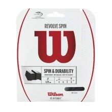 Wilson Revolve Spin schwarz Tennissaite