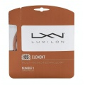 Luxilon Element bronze Tennissaite
