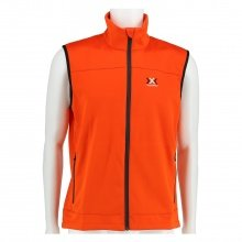 X-Bionic Weste Softshell Classic orange Herren