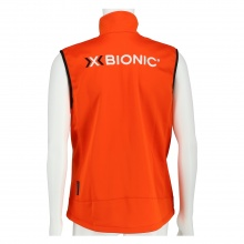 X-Bionic Softshell Weste Promo orange Herren