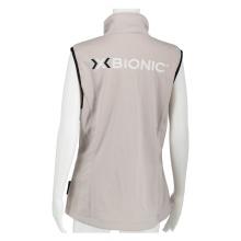 X-Bionic Softshell Weste Promo silber Damen