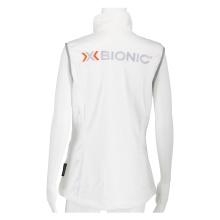 X-Bionic Softshell Weste Promo weiss Damen