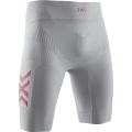 X-Bionic Running Twyce 4.0 Short 2019 grau Herren