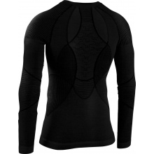 X-Bionic Apani 4.0 Merino Langarmshirt schwarz/schwarz Herren