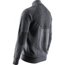 X-Bionic Apani 4.0 Pullover Merino 1/2 Zip grau Herren