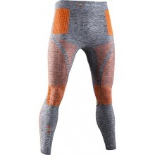 X-Bionic Energy Accumulator 4.0 Melange Pant Long grau/orange Herren