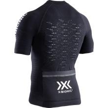 X-Bionic Bike Effektor 4.0 Tshirt Full Zip 2019 schwarz Herren
