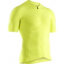 X-Bionic Bike Effektor 4.0 Tshirt Full Zip 2019 gelb Herren