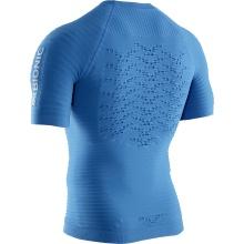 X-Bionic Running Effektor 4.0 Tshirt blau Herren