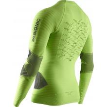 X-Bionic Laufshirt Running Effektor 4.0 Langarm enganliegend lime Herren