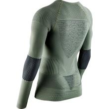 X-Bionic Military-Langarmshirt Combat Energizer 4.0 Unterwäsche olive Herren