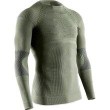 X-Bionic Langarmshirt Energizer Hunt 4.0 (Jagd/Förster) Unterwäsche olive Herren