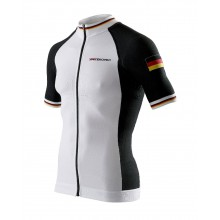 X-Bionic Bike Shirt Patriot Germany Herren