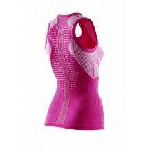 X-Bionic Running The Trick Singlet pink Damen