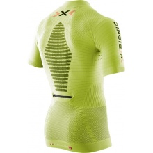 X-Bionic Trail Running Effektor Shirt Short Sleeve 1/2 Zip 2016 lime Herren